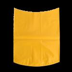 Термоусадочный пакет маленький желто-оранжевый 1 шт